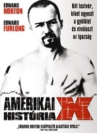 Amerikai História X DVD