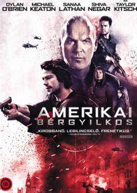 Amerikai bérgyilkos DVD