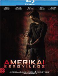 Amerikai bérgyilkos Blu-ray