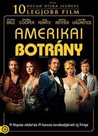 Amerikai botrány DVD