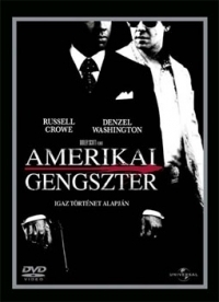 Amerikai gengszter DVD