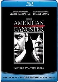 Amerikai gengszter (bővített és moziváltozat) Blu-ray