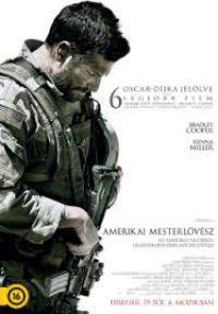 Amerikai mesterlövész DVD