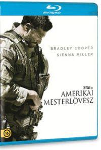 Amerikai mesterlövész Blu-ray
