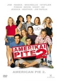 Amerikai pite 2 DVD