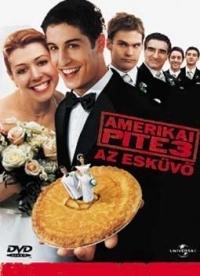 Amerikai pite 3. - Az esküvő DVD