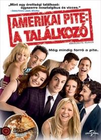 Amerikai pite - A találkozó DVD
