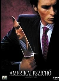 Amerikai pszichó DVD