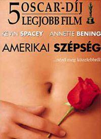 Amerikai szépség DVD