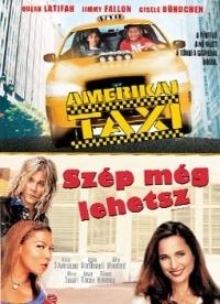 Amerikai taxi DVD
