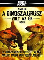Amikor a dinoszaurusz volt az úr DVD