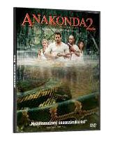 Anakonda 2. - A véres orchidea DVD