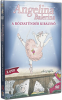 Angelina, a balerina DVD