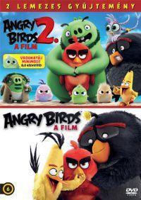 Angry Birds 1-2. – A filmek (2 DVD) DVD