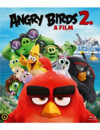 Angry Birds 2. – A film Blu-ray