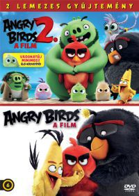 Angry Birds 2. - A film DVD