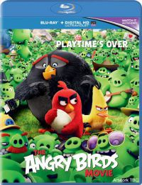 Angry Birds - A film Blu-ray