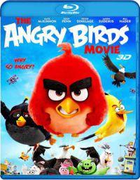 Angry Birds - A film 2D és 3D Blu-ray