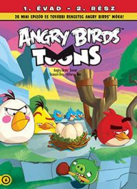 Angry Birds Toons DVD