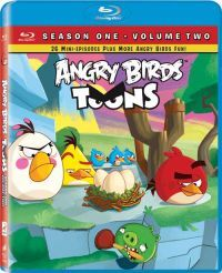 Angry Birds Toons - 1. évad, 2. rész Blu-ray