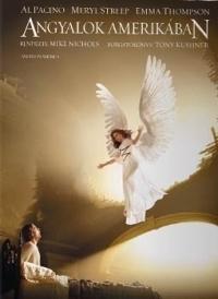 Angyalok Amerikában DVD