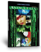 Animátrix DVD