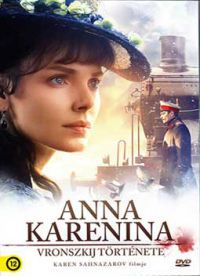 Anna Karenina - Vronszkij története DVD