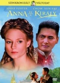 Anna és a király DVD