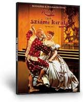 Anna és a sziámi király DVD