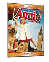 Annie királyi kalandja DVD