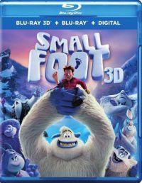 Apróláb 2D és 3D Blu-ray