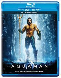 Aquaman 2D és 3D Blu-ray