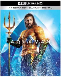 Aquaman (4K UHD Blu-ray + Blu-ray) Blu-ray