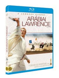 Arábiai Lawrence Blu-ray