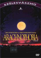 Arachnophobia - Pókiszony DVD