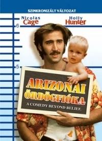 Arizonai ördögfióka DVD