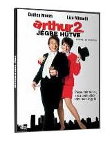 Arthur 2. - Jégbe hűtve DVD