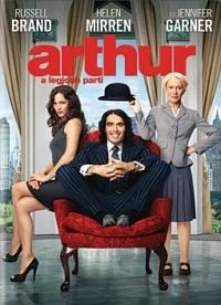 Arthur, a legjobb parti DVD