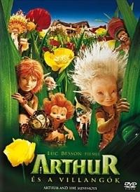 Arthur és a Villangók DVD