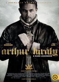 Arthur király: A kard legendája DVD