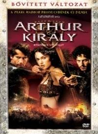 Artúr király DVD