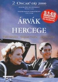 Árvák hercege DVD