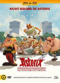 Asterix - Az istenek otthona DVD