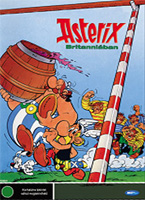 Asterix Britanniában DVD