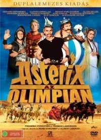 Asterix az olimpián DVD