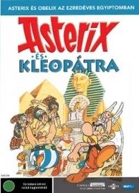 Asterix és Kleopátra DVD
