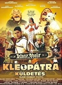 Asterix és Obelix: A Kleopátra-küldetés DVD