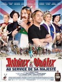Asterix és Obelix - Isten óvja Britanniát DVD