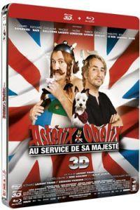 Asterix és Obelix - Isten óvja Britanniát 3D Blu-ray