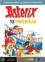 Asterix tizenkét próbája DVD